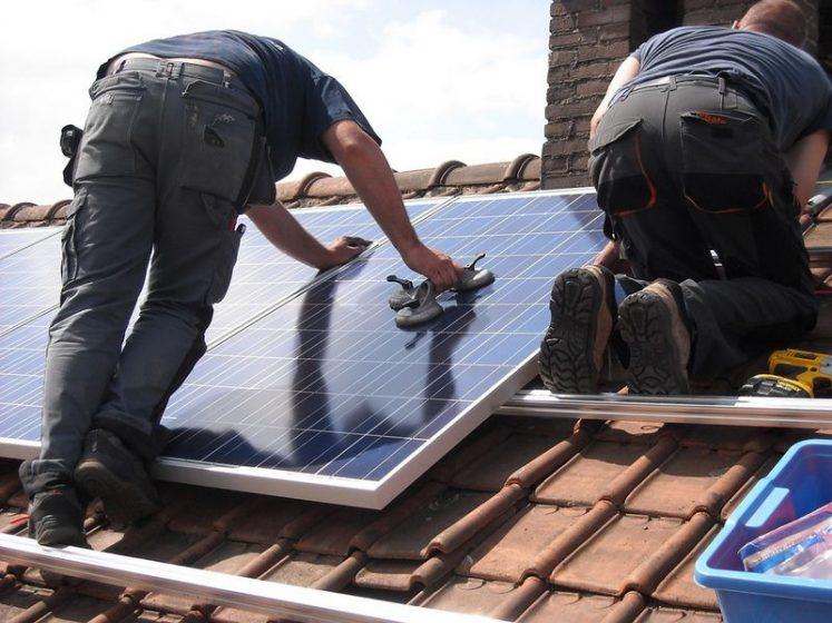 fabrication panneau solaire photovoltaique